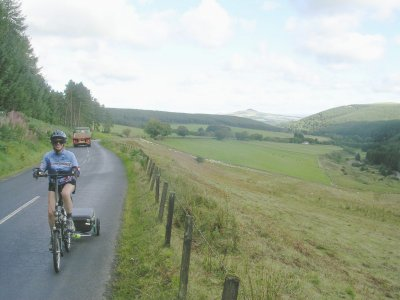 Scottish Highlands by Self Contained Bicycle Tour.